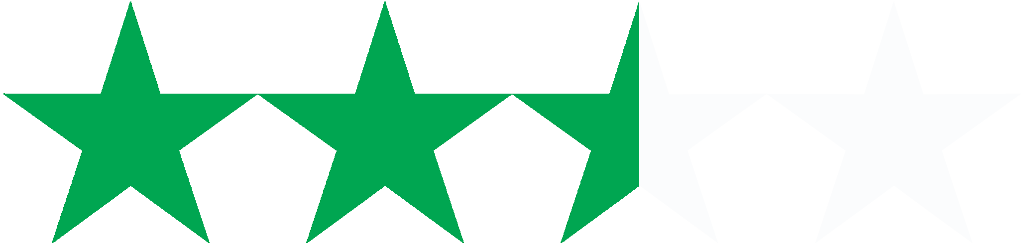 2½ Stars